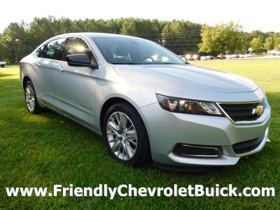 Used 2016 Chevrolet Impala LS
