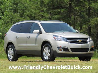 Used 2014 Chevrolet Traverse 2LT
