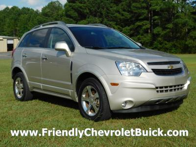 Used 2014 Chevrolet Captiva Sport LT