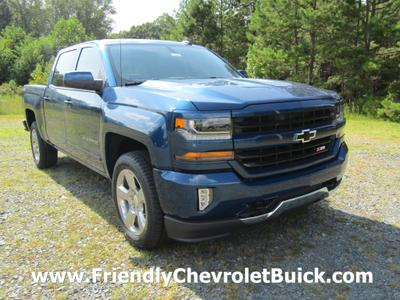 New 2017 Chevrolet Silverado 1500 2LT