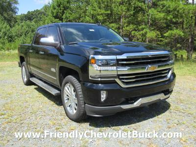 New 2017 Chevrolet Silverado 1500 High Country