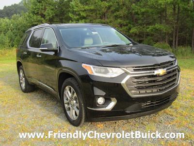 New 2018 Chevrolet Traverse Premier