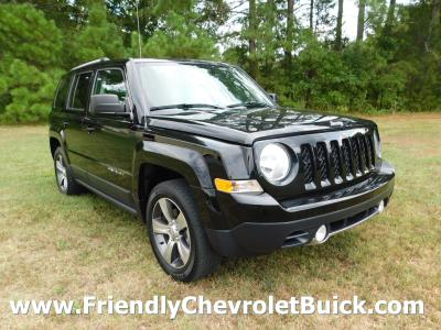 Used 2016 Jeep Patriot Latitude