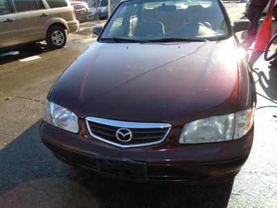 Used 2002 Mazda 626 ES-V6