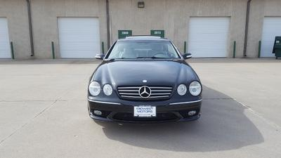 Used 2003 Mercedes-Benz CL500