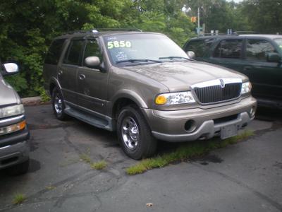 Used 2002 Lincoln Navigator