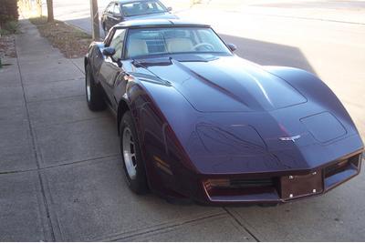 Used 1980 Chevrolet Corvette Coupe