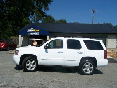 Used 2008 Chevrolet Tahoe LTZ