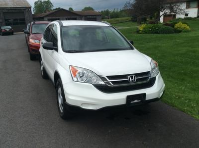 Used 2011 Honda CR-V LX