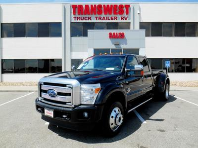 Used 2016 Ford F-450 Lariat