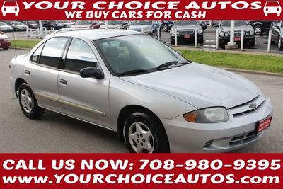Used 2005 Chevrolet Cavalier