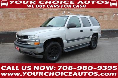 Used 2005 Chevrolet Tahoe LT