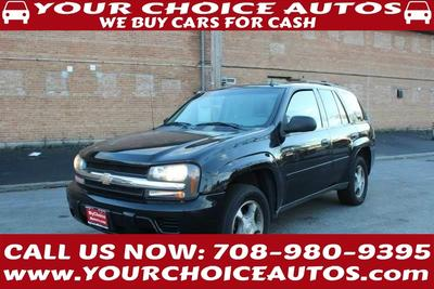 Used 2007 Chevrolet TrailBlazer LS