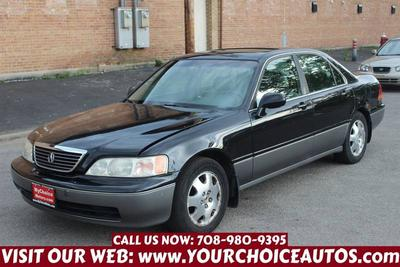 Used 1998 Acura RL 3.5 Special Edition