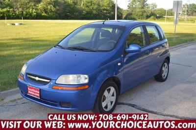 Used 2008 Chevrolet Aveo 5 LS
