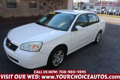 Used 2006 Chevrolet Malibu LT