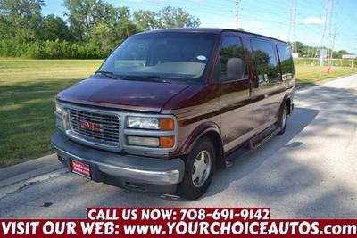 Used 2000 GMC Savana 1500 Wagon