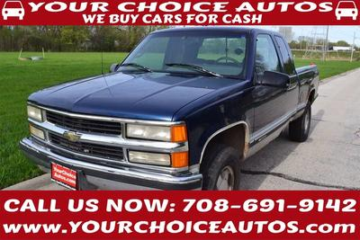 Used 1996 Chevrolet 1500 Cheyenne