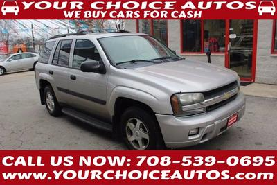 Used 2005 Chevrolet TrailBlazer LS