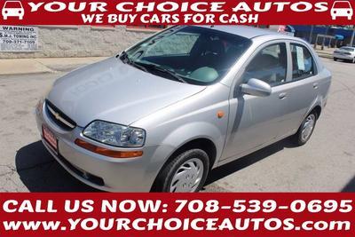 Used 2004 Chevrolet Aveo