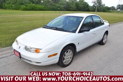 Used 2002 Saturn SL 2
