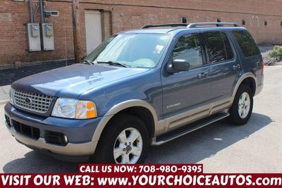 Used 2004 Ford Explorer Eddie Bauer
