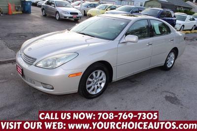 Used 2002 Lexus ES 300