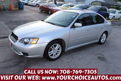 Used 2005 Subaru Legacy 2.5 i
