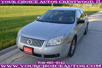 Used 2007 Mercury Milan I-4