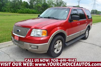 Used 2003 Ford Expedition Eddie Bauer