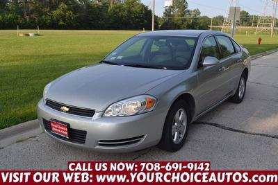 Used 2007 Chevrolet Impala LT