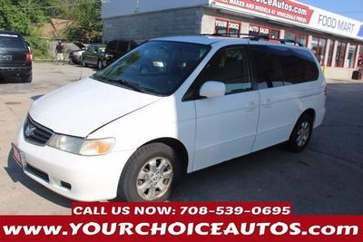 Used 2003 Honda Odyssey EX