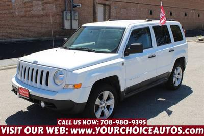 Used 2011 Jeep Patriot Latitude X
