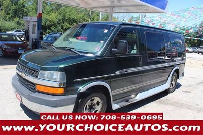 Used 2003 Chevrolet Express 1500