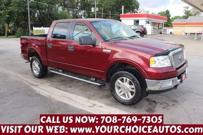 Used 2005 Ford F-150 Lariat SuperCrew