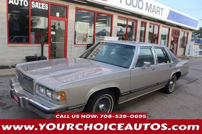 Used 1989 Mercury Grand Marquis LS
