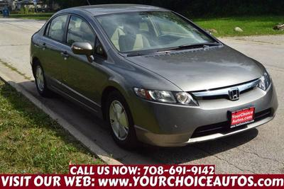 Used 2006 Honda Civic Hybrid