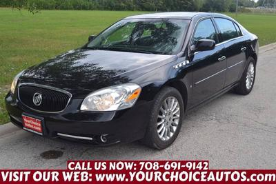 Used 2006 Buick Lucerne CXS