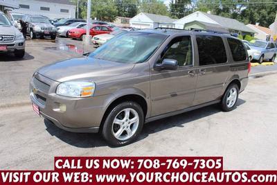 Used 2005 Chevrolet Uplander LS