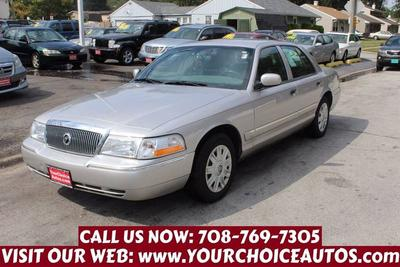 Used 2004 Mercury Grand Marquis GS
