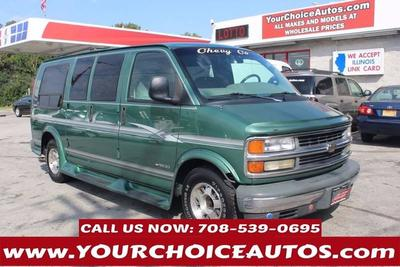 Used 1998 Chevrolet Express 1500 Cargo