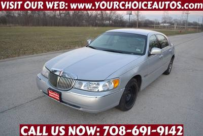Used Lincoln Town Car For Sale In Chicago Il Cars Com