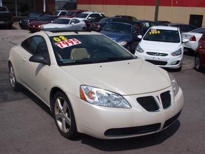 Used 2008 Pontiac G6 GT