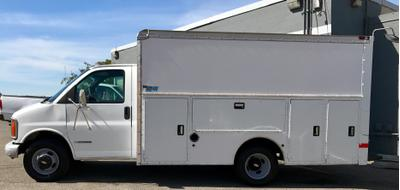 Used 2002 Chevrolet Express 3500 Cargo