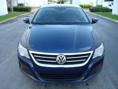 Used 2011 Volkswagen CC