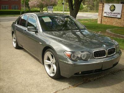 Worksheet. BMW 745 for Sale in Atlanta GA  Carscom