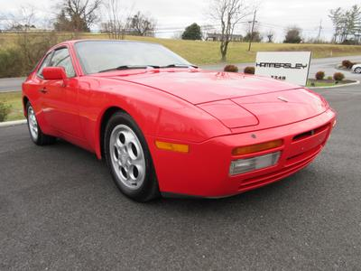 Used 1987 Porsche 944 Turbo
