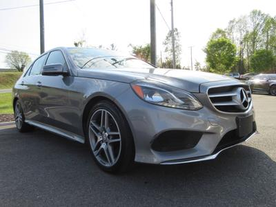 Used 2014 Mercedes-Benz E 350 4MATIC