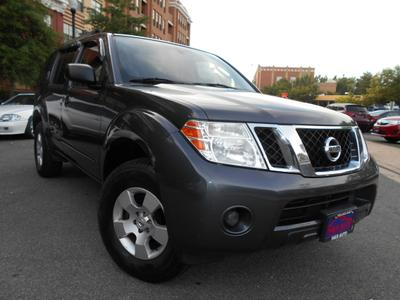 Used 2010 Nissan Pathfinder