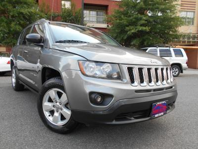 Used 2014 Jeep Compass Sport